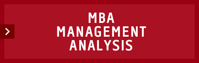MBA MANAGEMENT ANALYSIS
